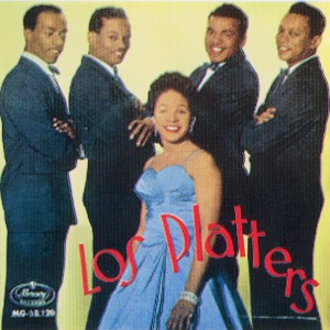 Platters, The - MercuryMG 10120