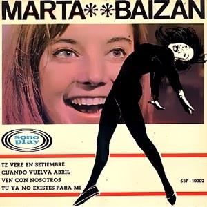 Baizán, Marta - SonoplaySBP 10002