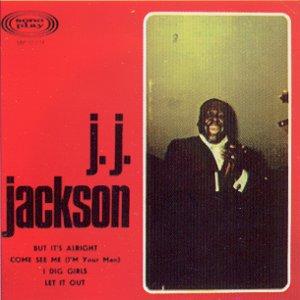 J.J. Jackson - SonoplaySBP 10018