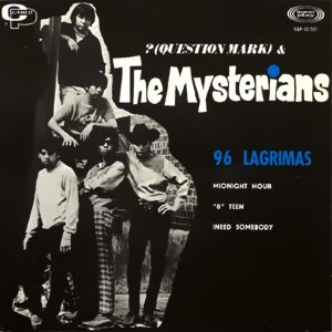 Question Mark (?) And The Mysterians - Sonoplay SBP 10051