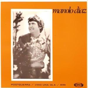 Manolo Díaz - SonoplaySBP 10058