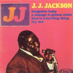 J.J. Jackson - SonoplaySBP 10060