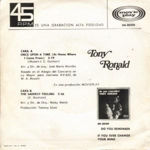 Tony Ronald - MovieplaySN-20220