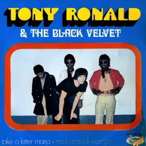 Tony Ronald - MovieplaySN-20284