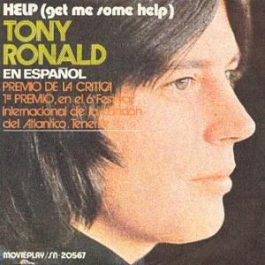 Tony Ronald - MovieplaySN-20567