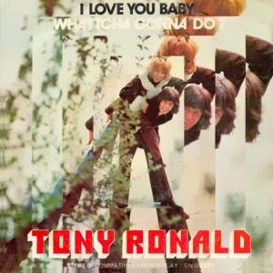 Tony Ronald - MovieplaySN-20621