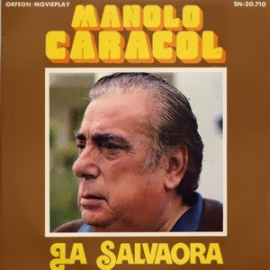 Caracol, Manolo - Movieplay SN-20710
