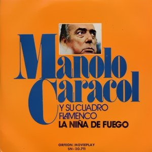 Caracol, Manolo - Movieplay SN-20711