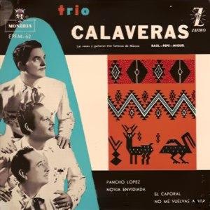 Trío Calaveras - Montilla (Zafiro)EPFM- 62