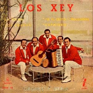 Xey, Los - Montilla (Zafiro)EPFM- 92