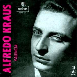 Alfredo Kraus - Montilla (Zafiro)EPFM-101