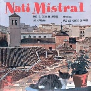 Mistral, Nati - Montilla (Zafiro)EPFM-108
