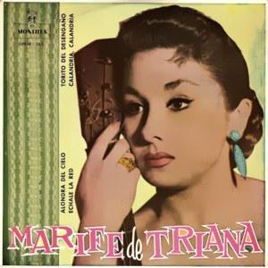 Triana, Marifé De - Montilla (Zafiro)EPFM-165