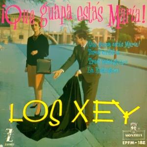 Xey, Los - Montilla (Zafiro)EPFM-182