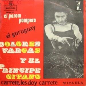 Varios Copla Y Flamenco - Montilla (Zafiro)EPFM-261