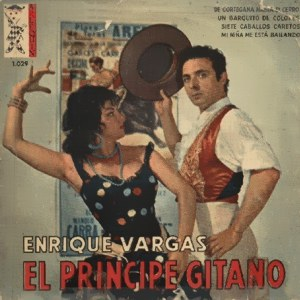 Príncipe Gitano, El - Arlequin1.029