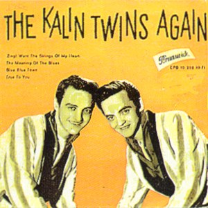 Kalin Twins, The - Brunswick 10 200 EPB