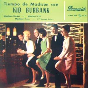 Burbank, Kid - Brunswick10 899 EPB