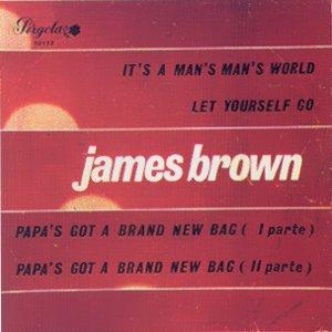 Brown, James - Pérgola10173