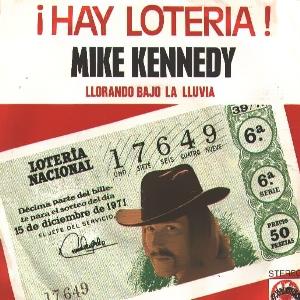 Kennedy, Mike - Explosión14.519-A