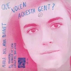 María Del Mar Bonet - Concentric6.067-UC