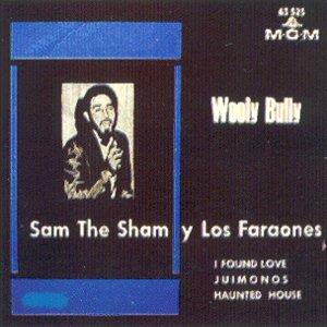 Sam The Sham And The Pharaohs - MGM63.525