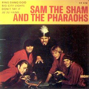 Sam The Sham And The Pharaohs - MGM63.528