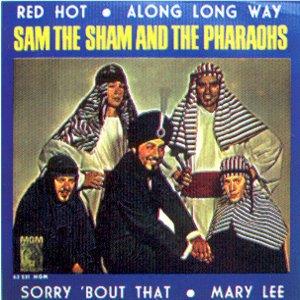 Sam The Sham And The Pharaohs - MGM63.531