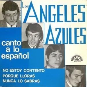 Ángeles, Los - Berta (Philips)BER-018