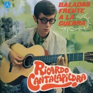 Cantalapiedra, Ricardo - Discoteca PAXW-003