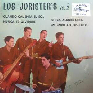 Jorister´s, Los - CubalegreCEP-1496