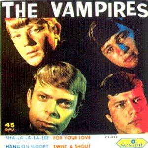 Vampires, The - SesiónCS-015