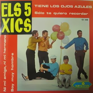 Cinc Xics, Els - SesiónCS-048