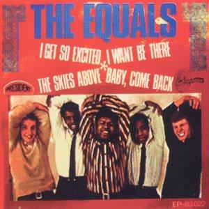 Equals, The - SintoníaEP 83.022