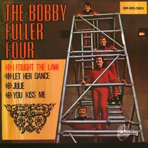 Bobby Fuller Four, The - SintoníaEP 83.023