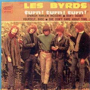 Byrds - Epic (CBS) EP 9035