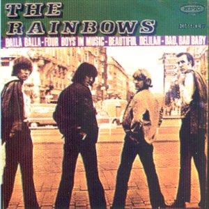 Rainbows, The - Epic (CBS)EP 9037