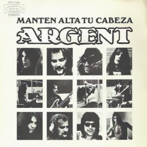 Argent - Epic (CBS)EPC 7786