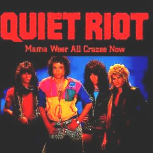 Quiet Riot - Epic (CBS) EPC A-4572
