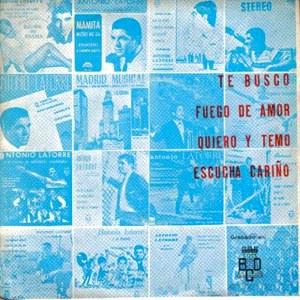 Antonio Latorre - Discos BCDFM68-531
