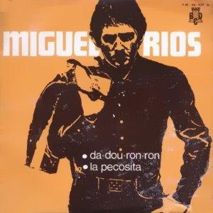 Ríos, Miguel - Discos BCDFM68-536-S
