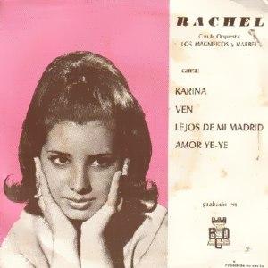 Rachel - Discos BCDFM68-557-1