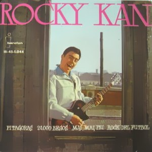 Kan, Rocky - IberofónIB-45-1.044