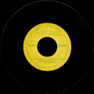 Tito Moya Y Su Orquesta - IberofónIB-45-1.074