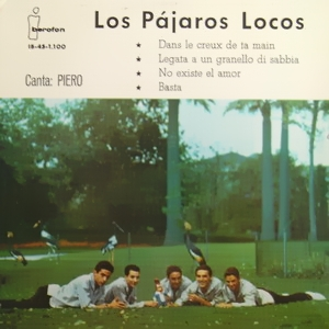 Pájaros Locos, Los - IberofónIB-45-1.100