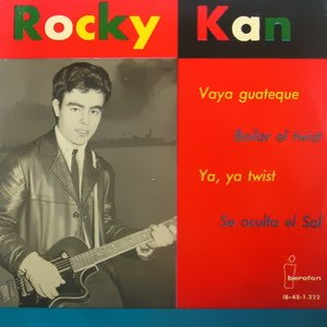 Kan, Rocky - IberofónIB-45-1.222