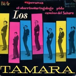 Tamara, Los - Bel-Air (Iberofón)IB-45-5.039