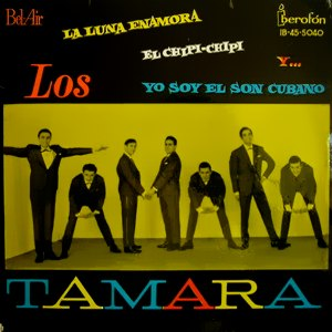 Tamara, Los - Bel-Air (Iberofón)IB-45-5.040