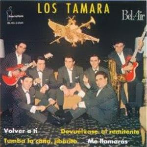 Tamara, Los - Bel-Air (Iberofón)IB-45-5.061