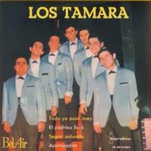 Tamara, Los - Bel-Air (Iberofón)IB-45-5.064